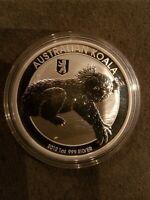 2012 Australie Koala 1 oz silver.999  Privy Mark Berlin Ours