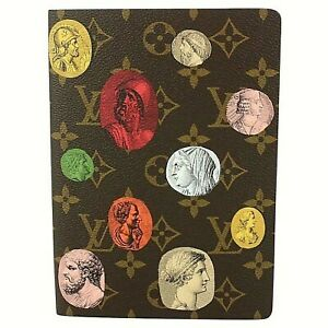 LOUIS VUITTON FORNASETTI  CAMEO NOTEBOOK BRAND NEW IN BOX