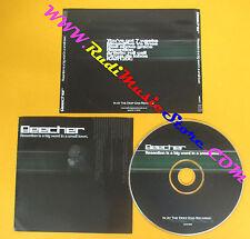 CD BEECHER Resention Is A Big Word In A Small Town 2002 Uk  no lp mc dvd (CS8)
