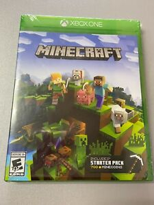 Microsoft Xbox one - Minecraft Starter Collection -  Sealed