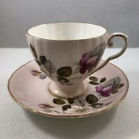 ROYAL GRAFTON Fine Bone China Cup and Saucer MADE IN ENGLAND