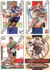 2005 Select NRL Power - Promo Set of 4 Cards
