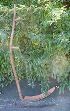 good functional scythe w/ snath, extra blade for weed grass brush cutting