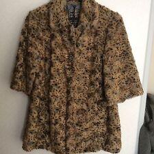 River Island Button Faux Fur Coats & Jackets for Women