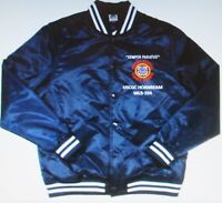 USCGC HORNBEAM  WLB-394* COAST GUARD EMBROIDERED 1-SIDED SATIN JACKET