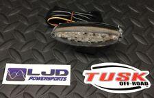 Tusk L.E.D Universal Taillight Brake Light license plate running YAMAHA ATV UTV