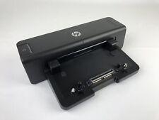 HP EliteBook Laptop Docking Station 8560p 8560w 8570p 8570w 8740w 8760w 8770w