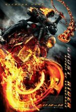 GHOST RIDER 2 ORIGINAL DOUBLE SIDED FILM MOVIE POSTER 69x102cm Spirit Vengeance