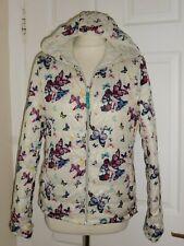 Bershka Reversible Lightweight Jacket Coat Size S/M Parka in a Pocket 2 in1 Coat