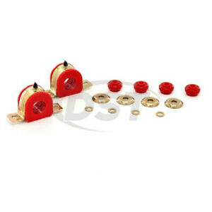 Energy Suspension For Dodge Ram 2500/3500 1994-2002 Sway Bar Bushings Front Red