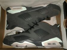 Nike Air Jordan 6 Retro Low GG DS 768878-015 Anthracite/Anthracite Size 6.5Y