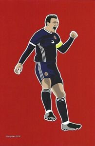 Scotland Epistles Football Magazine Postcards - Set 3
