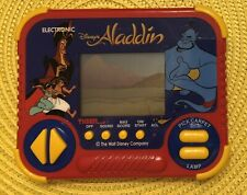 1990 Tiger Electronics Aladdin Handheld Game TESTED & WORKING