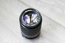 Miranda 70-210mm f/4.5-5.6 MC Macro Lens - OM Olympus Fit