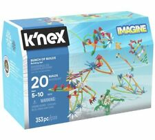 K'NEX Bunch of Builds Building Head Start In Creating And Building! Let Your Set