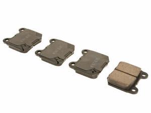 Rear Brake Pad Set 4QCP79 for WRX STI BRZ Impreza 2013 2015 2004 2005 2006 2007
