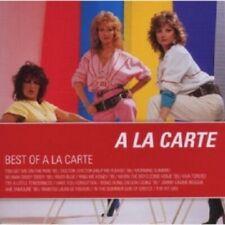 A LA CARTE - BEST OF-A LA CARTE  CD 16 TRACKS POP COMPILATION / HITS NEU