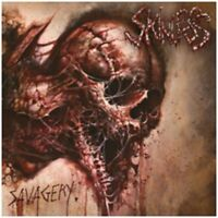 Skinless - Savagery - CD Album - Released 11th May 2018