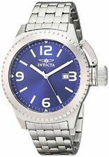 Invicta Men's 0988 Corduba Blue Dial Stainless Steel Watch