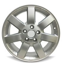 "New (07-11) Honda CR-V 17""x6.5"" 5 Lug Silver Aluminum Replacement Wheel Rim"