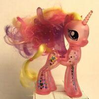 My Little Pony G4 The Movie Glitter Celebration Brushable Princess Cadance