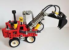 LEGO 8837, Technic Löffelbagger Pneumatic, mit BA, RARITÄT aus 1992, Top Angebot