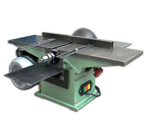 CE Bench Multifunctional Woodworking machine for Planing/ Sawing/ Drilling 220V