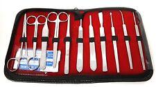 Qualité Premium Kit disséquer chirurgicale / ANATOMIE set.ce