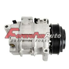 A/C Compressor For MERCEDES BENZ C280 E320 E430 CLK320 E55 ML320 ML430 S320