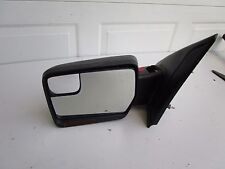 11 12 13 14 FORD F-150 LEFT MIRROR OEM
