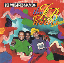 PEE WEE, FRED & MACEO - THE J.B. HORNS (1990 FUNK/SOUL CD)
