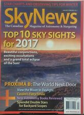 Sky News Jan Feb 2017 Top 10 Sky Sights Total Eclipse of Sun FREE SHIPPING sb