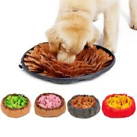 Feeding Mat Pet Toys Dog Snuffle Mat Smell Training Mat Dog  Stress DIS