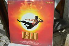 DRAGON L'histoire de Bruce Lee Jason Scott Lee - FREE 9 Pays Mondial Relay Point