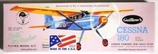 S00036. Guillow's Junior Contest CESNA 180 Build by Numbers Flying Model Kit