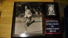 Steve Prefontaine USA Track & Field HOF Plaque