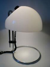 Rare 70s Carlo Santi Lampe Kartell lamp desk light 4026 Leuchte annees 70