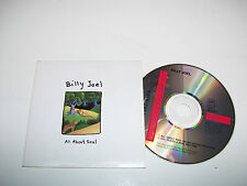 BILLY JOEL - ALL ABOUT SOUL * 2 TRACK CD SINGLE AUSTRIA 1993 *