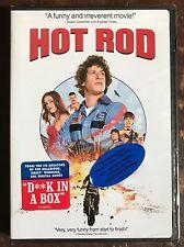 Hot Rod SNL's Andy Samberg DVD Rare! Stars Sissy Spacek, Ian McShane Ships Free!