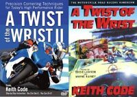 Twist of the Wrist DVD I & II  by Keith Code California Superbike School