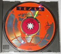 Tesla - Psychotic Supper (1991 Made in USA) - CD