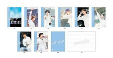 BTS WORLD TOUR LOVE YOURSELF SPEAK YOURSELF JAPAN special Notebook 8 set