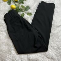Kit & Ace Womens Small Black High Rise Loose Fit Sweatpants
