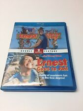 Ernest Goes to Camp / Ernest Goes to Jail ( Blu Ray) Double Feature
