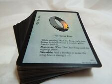 LORD OF THE RINGS TCG AGES END COMPLETE SET