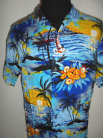 vintage Kawele Bay Hawaii Hemd hawaiihemd viskose surf oldschool 90s surf XL