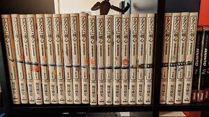 Rurouni Kenshin Perfect édition. Japonais, Lot complet (1-22)