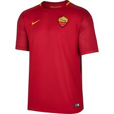 Maglia Calcio Nike AS Roma Home Supporter Jersey 2017/18 Giallorossa
