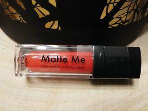 Sleek Make Up - Ultra Smooth Matte Me Lipstick Lip Gloss Cream RIOJA RED 433