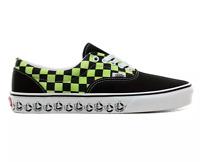 Sneakers Men's VANS ERA Sharp Black Green Checkerboard All Sizes VN0A4BV4V3W